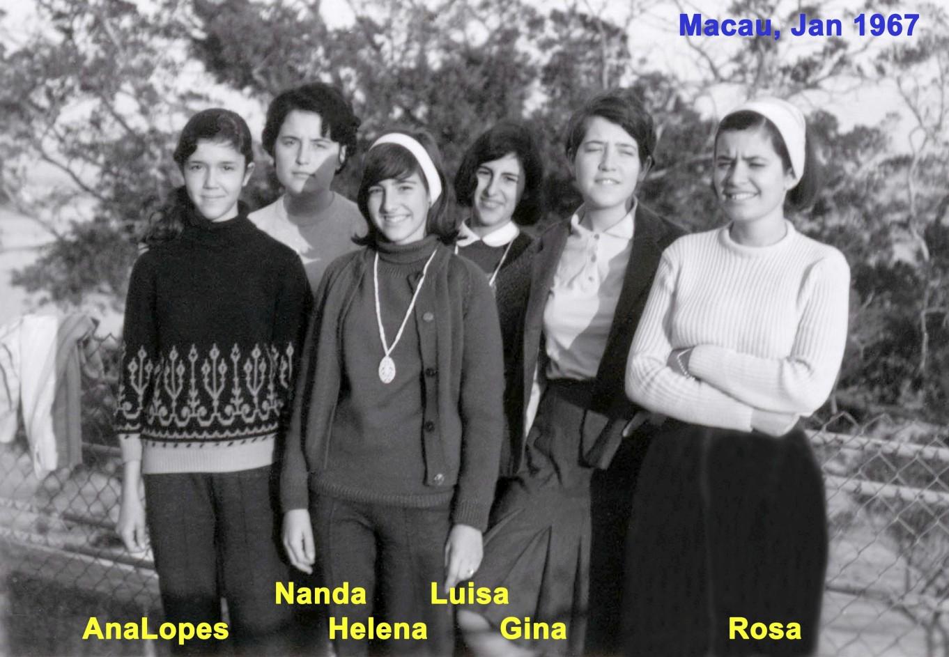 009 67-01 irmãs Ranhada com irmãs N Silva e Ana Lopes