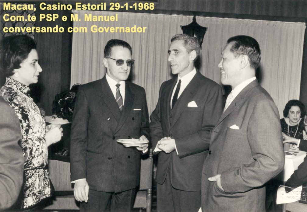 019 68-01-29 Casino Estoril, com.te PSP e esposa conversam com Governador