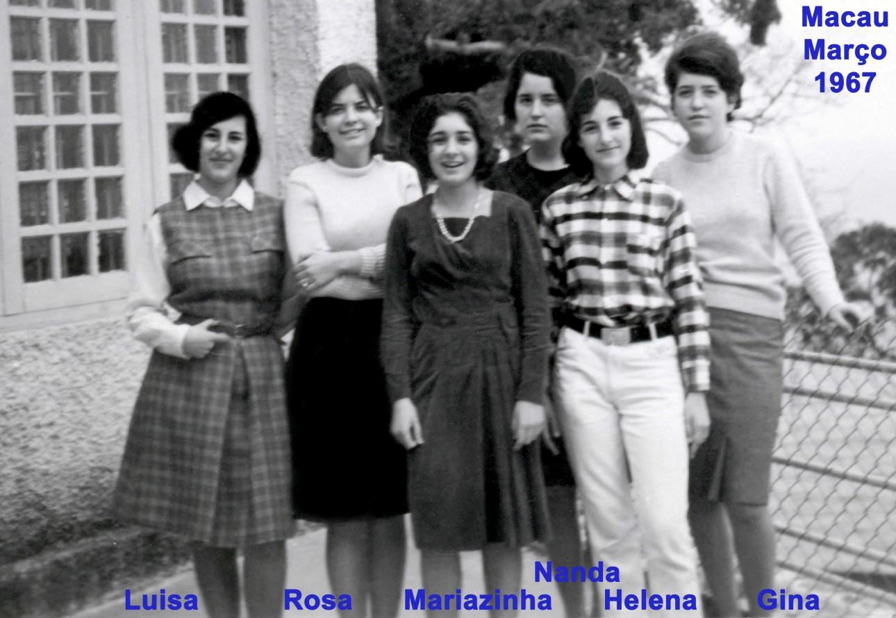 020 67-03 irmãs Ranhada com Mariazinha Boavida e irmãs N Silva
