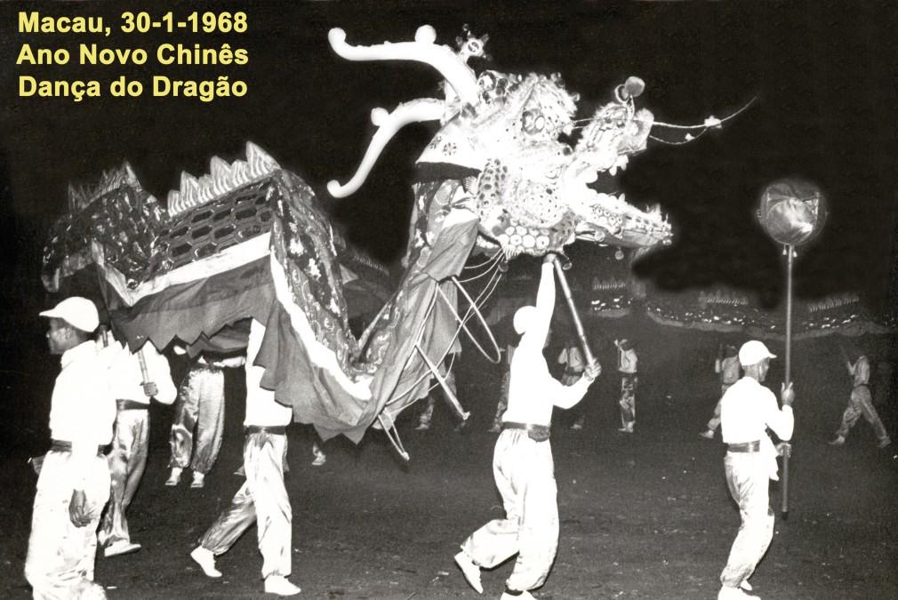 020 68-01-30 Ano Novo Chinês-Dança do Dragão