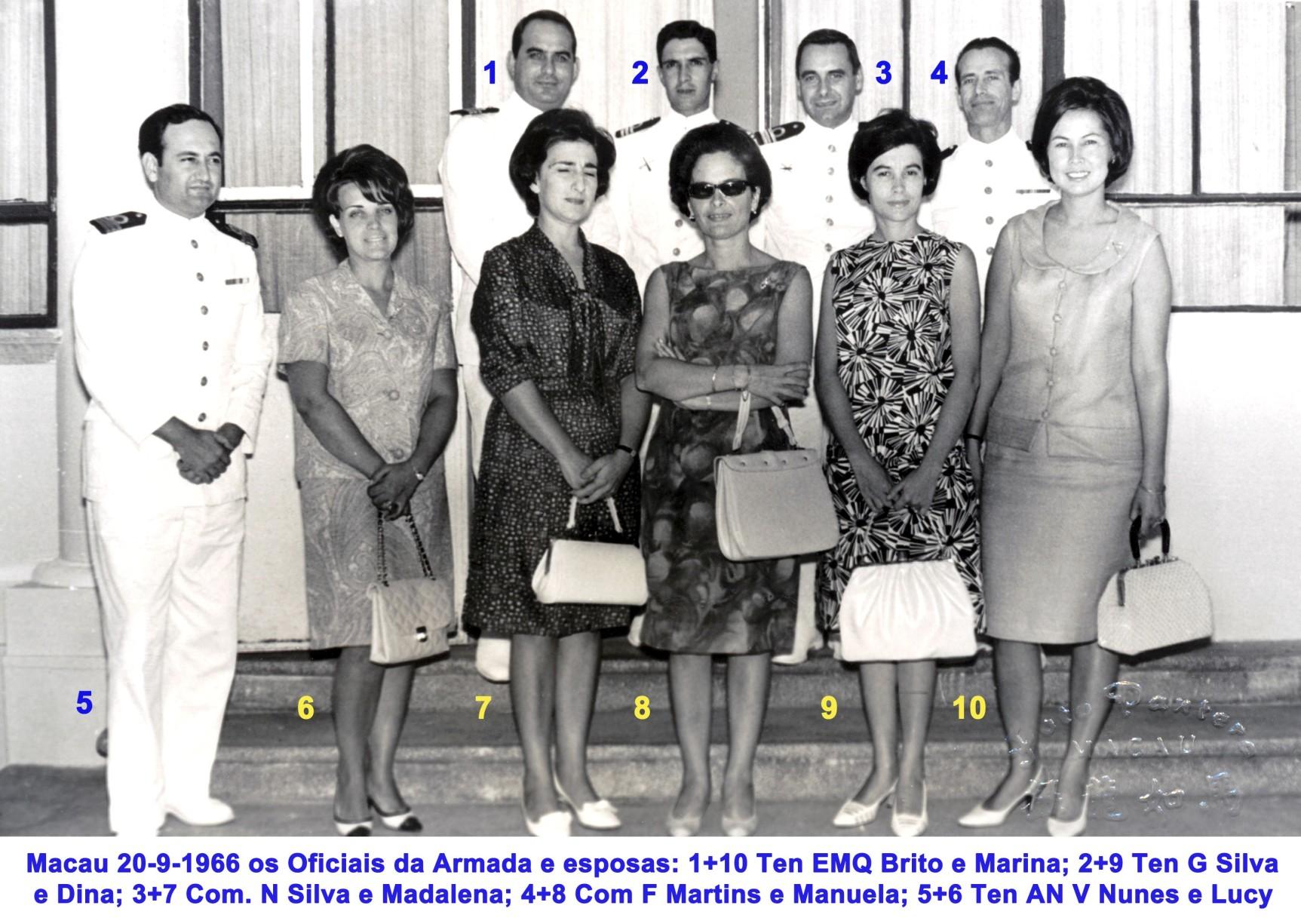 023 66-09-20 Oficiais da Armada e esposas