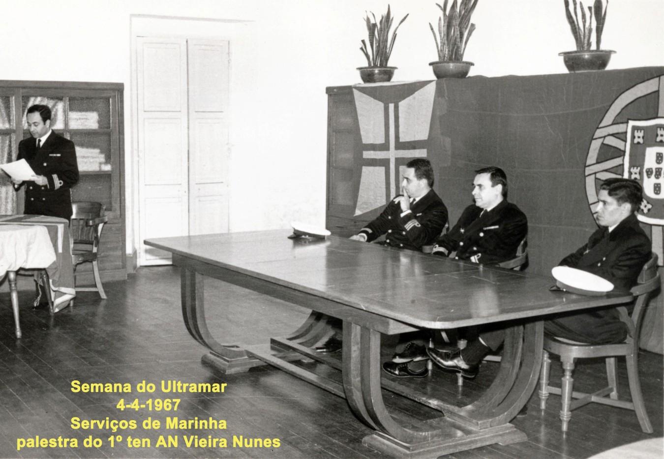 025 67-04-04 Vieira Nunes faz palestra-Semana do Ultramar