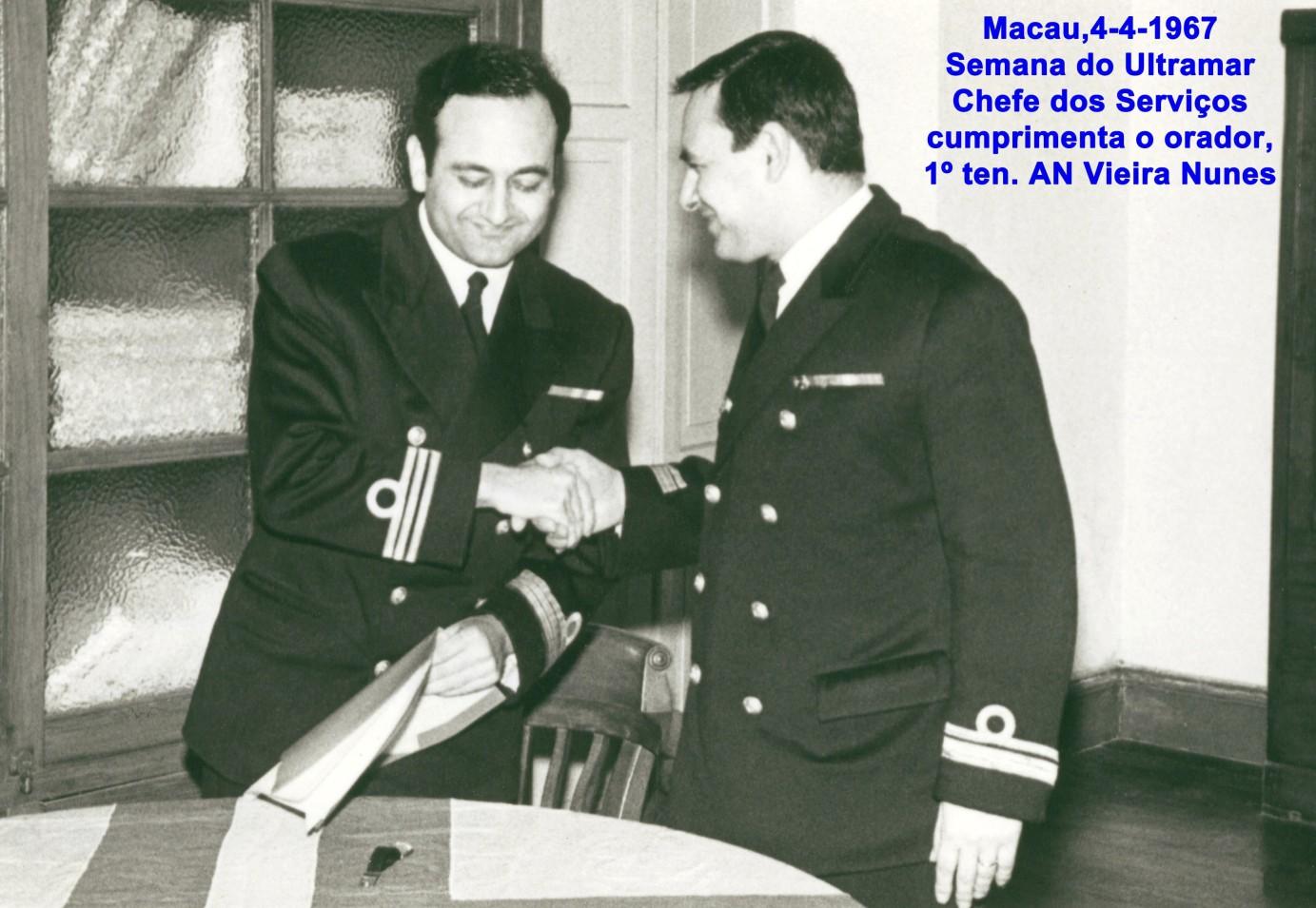028 67-04-04 Chefe dos Serviços de Marinha cumprimenta o orador
