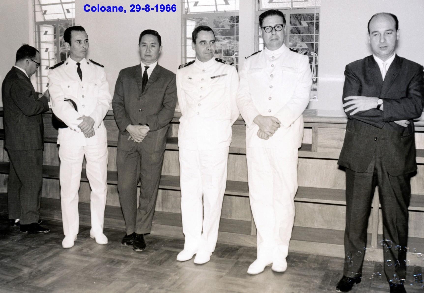 030 66-09-28 inauguração do Posto Administrativo de Coloane