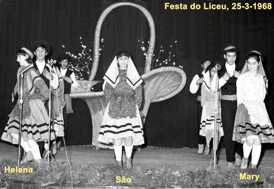 035 68-03-25 Festa do Liceu. Dançando Helena-São-Mary Batalha