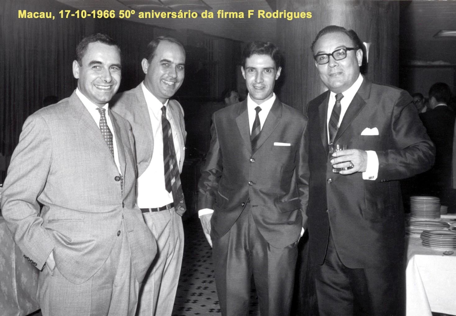 039 66-10-17 50 aniversário de F Rodrigues
