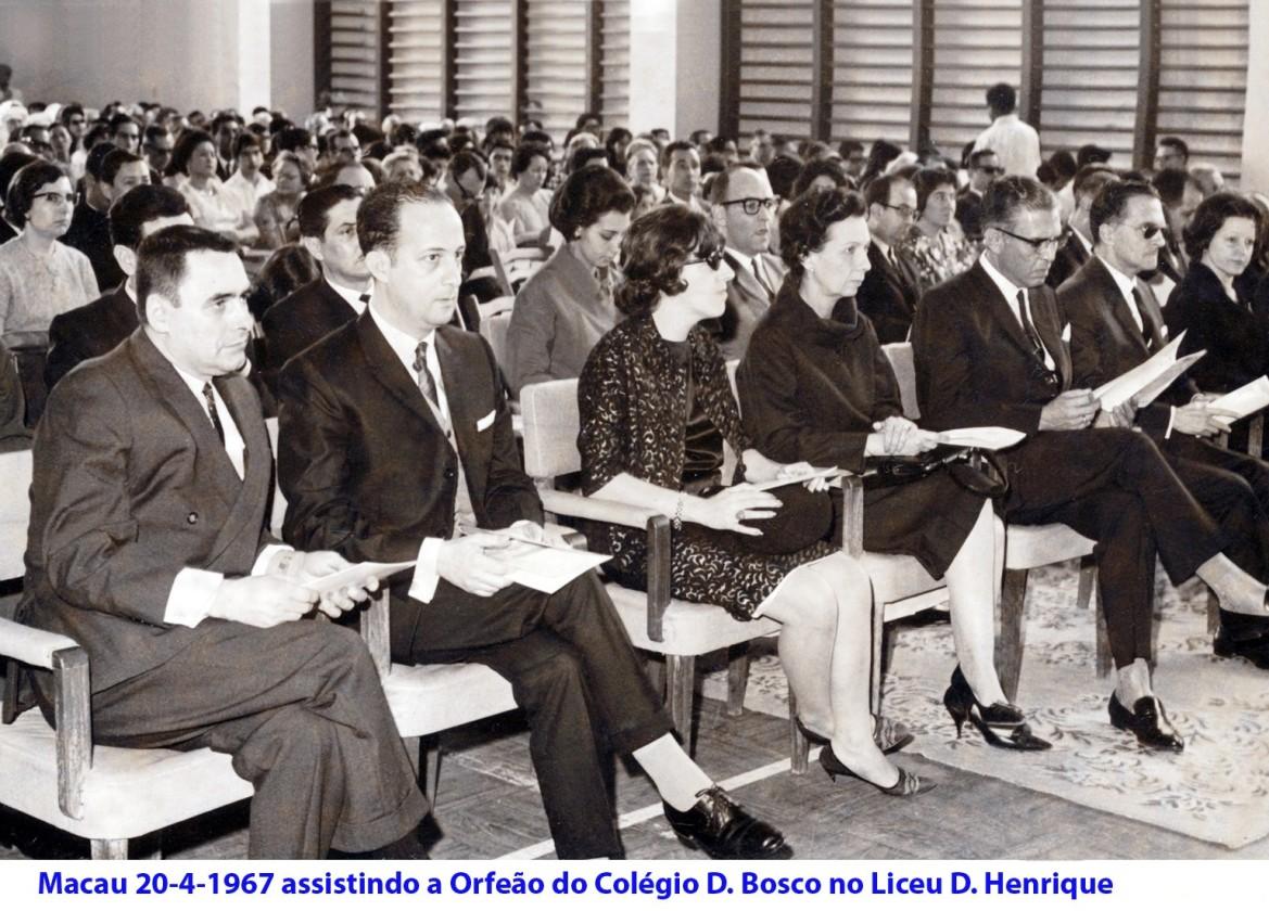 039 67-04-20 assistência a Orfeão Colégio D. Bosco