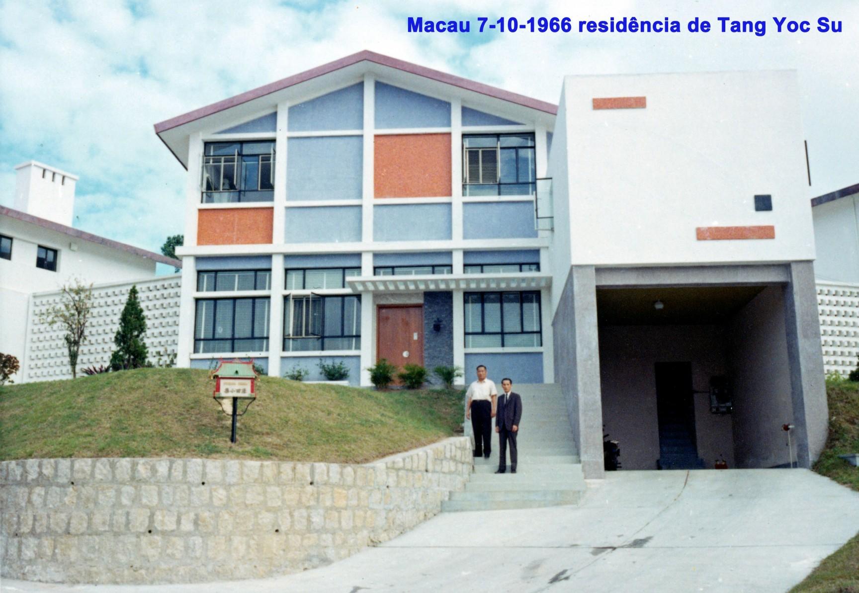 042 66-10-07 residência de Tang Yoc Su