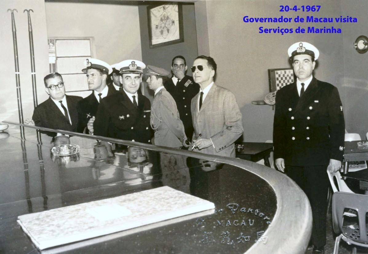 042 67-04-20 Governador visita Serviços de Marinha