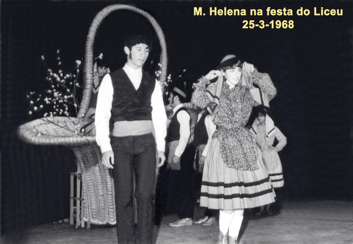 046 68-03-25 M. Helena na festa do Liceu