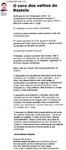 0493 Velhos do Restelo-elevedor de João Soares, Expr onl, 6-2-2001
