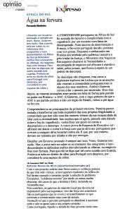 0505 Gurterres e o apateid na África do Sul, Expr onl, 15-2-2001