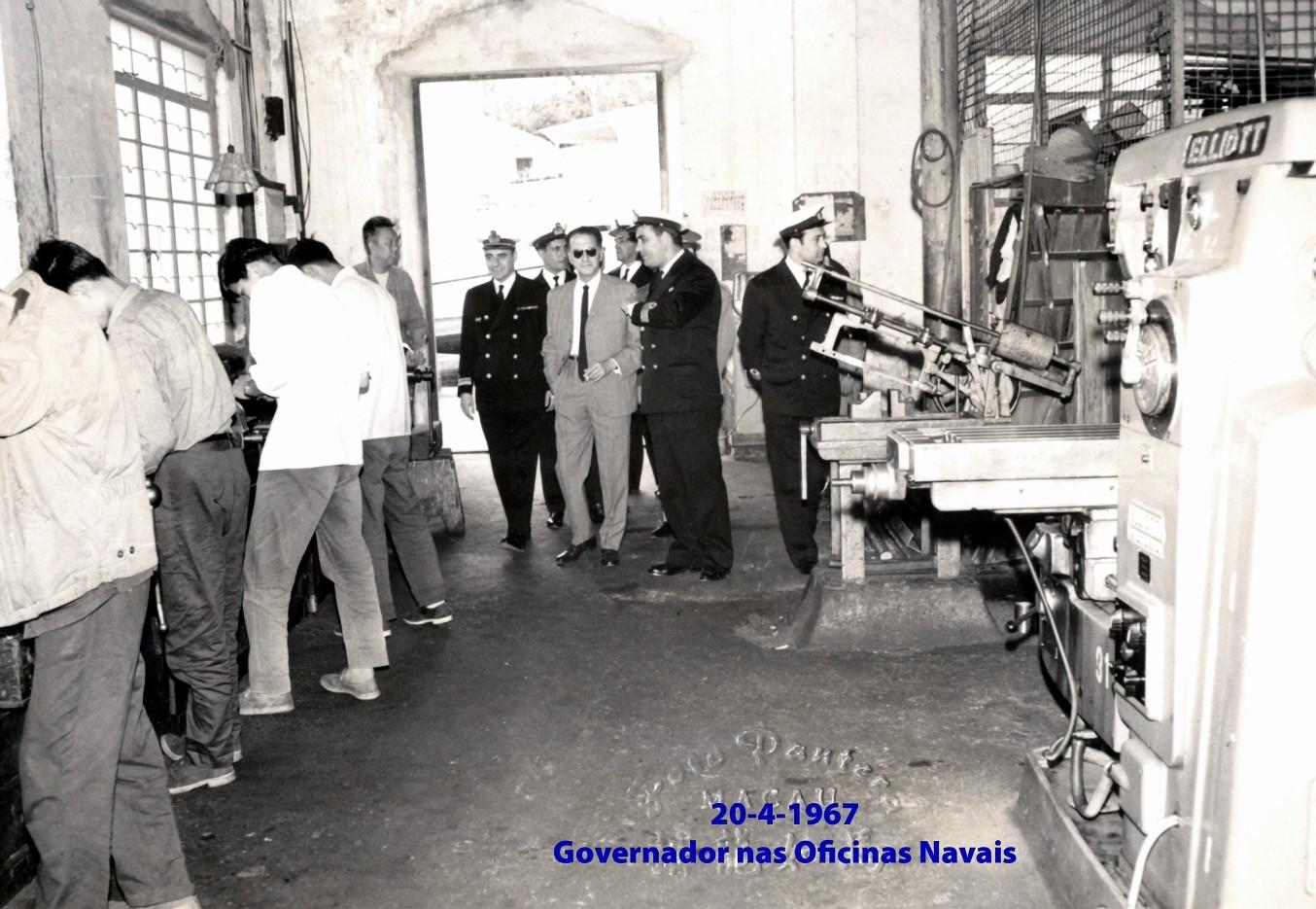 054 Governador nas Oficinas Navais