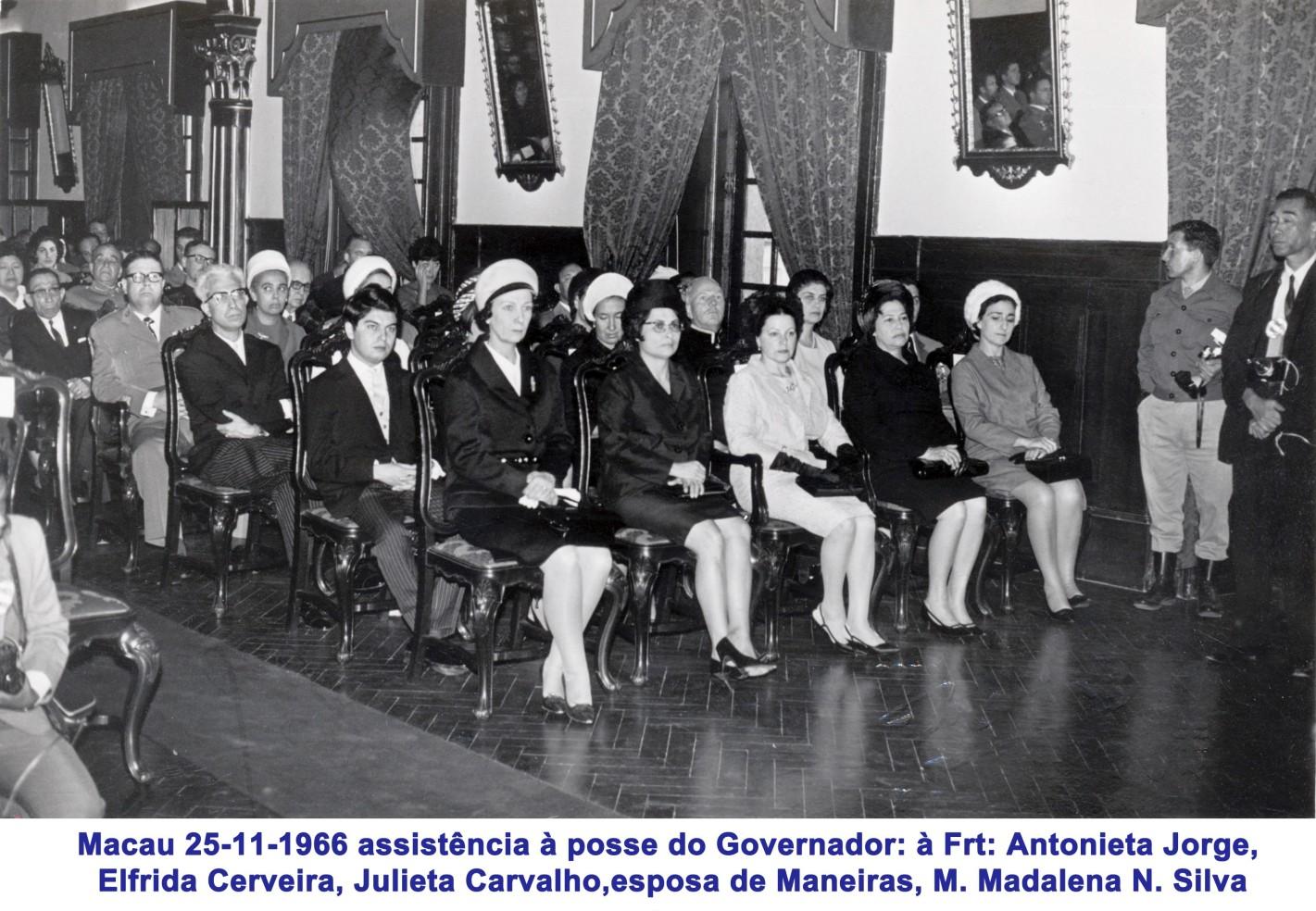 057 66-11-25 assistência à posse do Governador