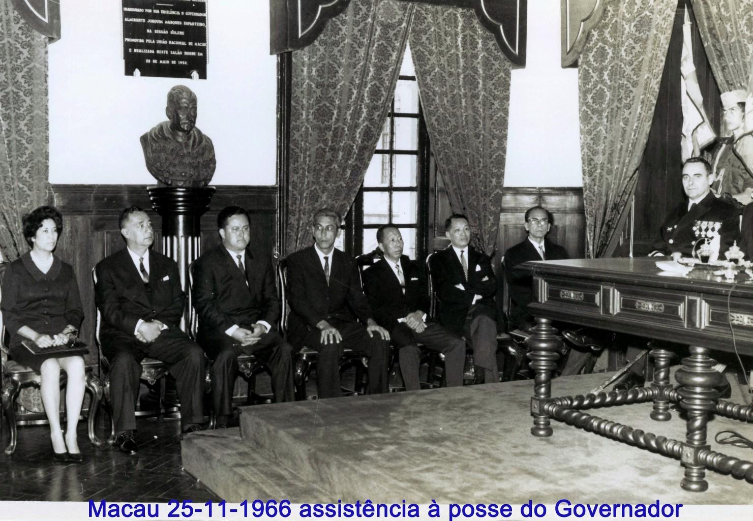 058 66-11-25 assistência à posse do Governador