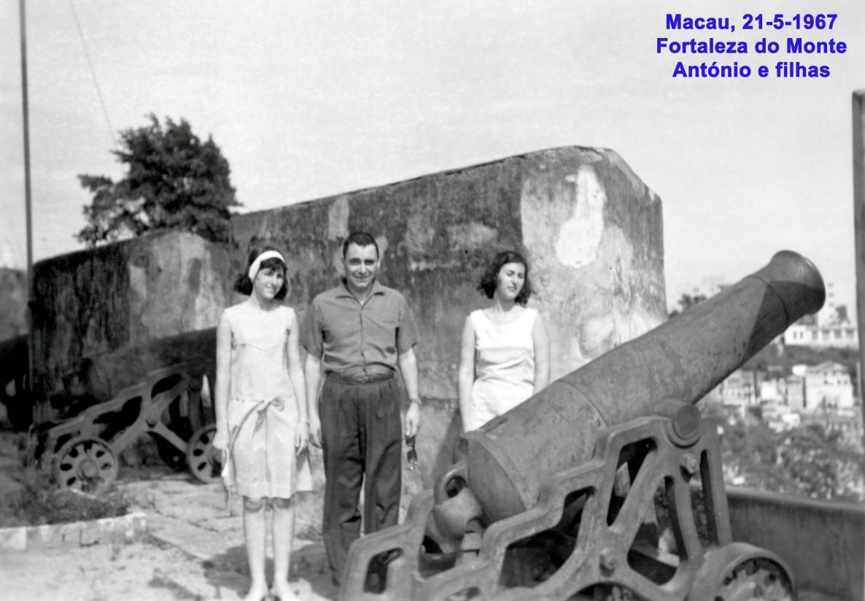 060 67-05-21 António e filhas na Fortaleza do Monte