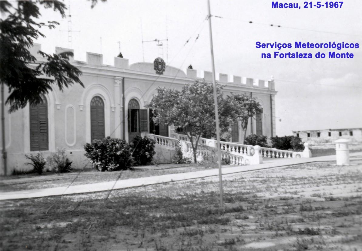 061 67-05-21 Serviços Meteorológicos na Fortaleza do Monte