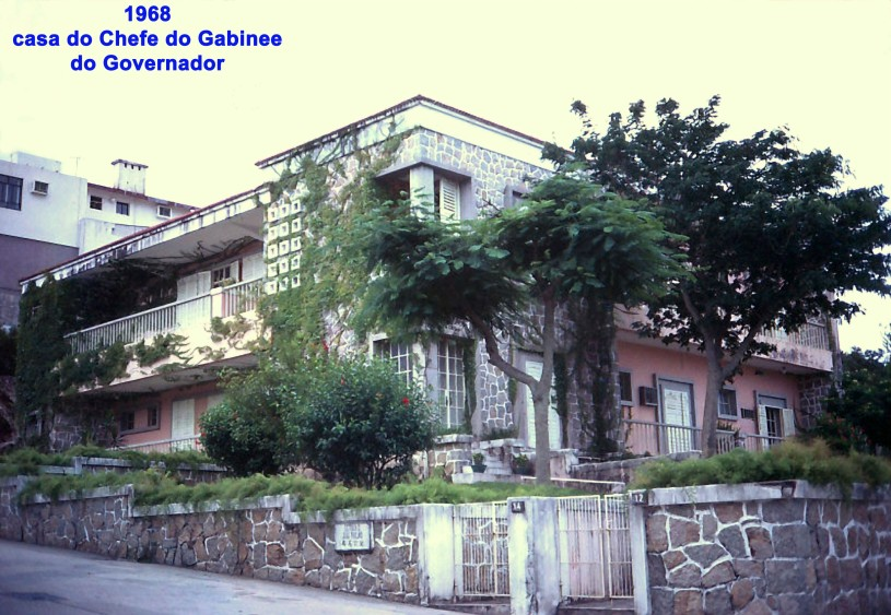 061 68 casa do chefe do Gabinete do Governador