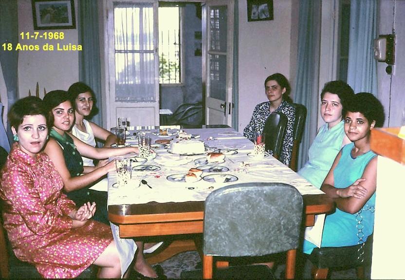 066 68-07-11 lanche de anos da Luisa