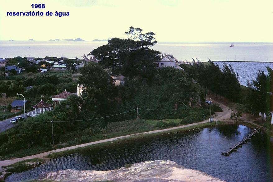 069 68 reservatório de água e porto exterior