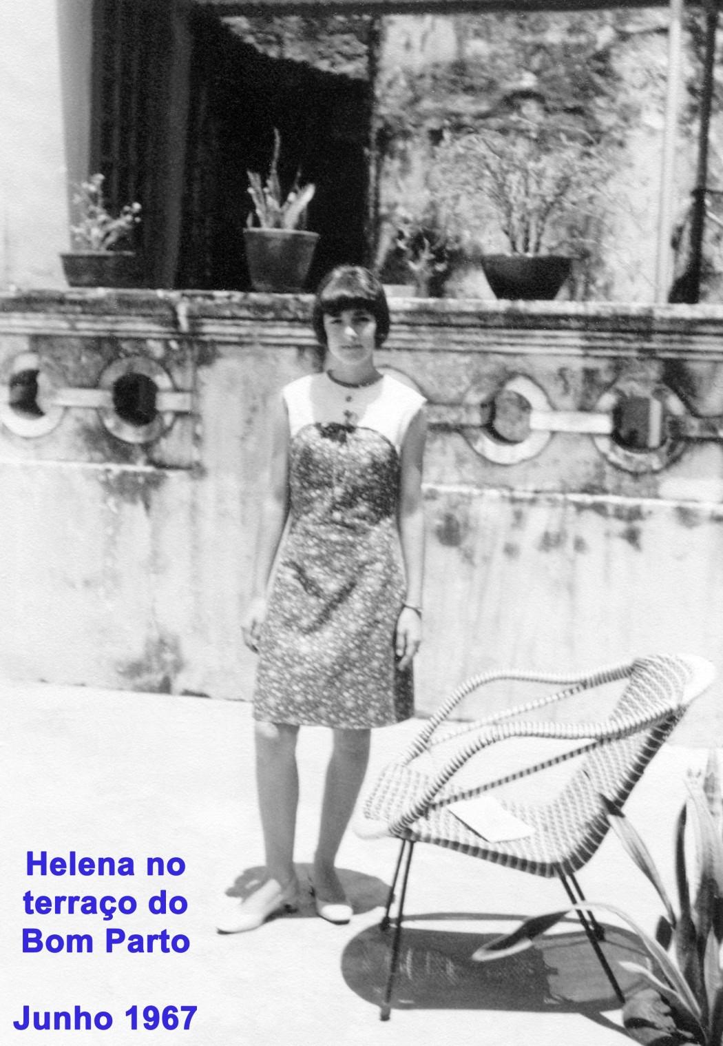 070 67-06 Helena no terraço do Bom Parto