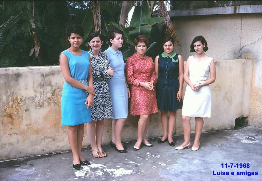 071 68-07-11 Luisa e amigas