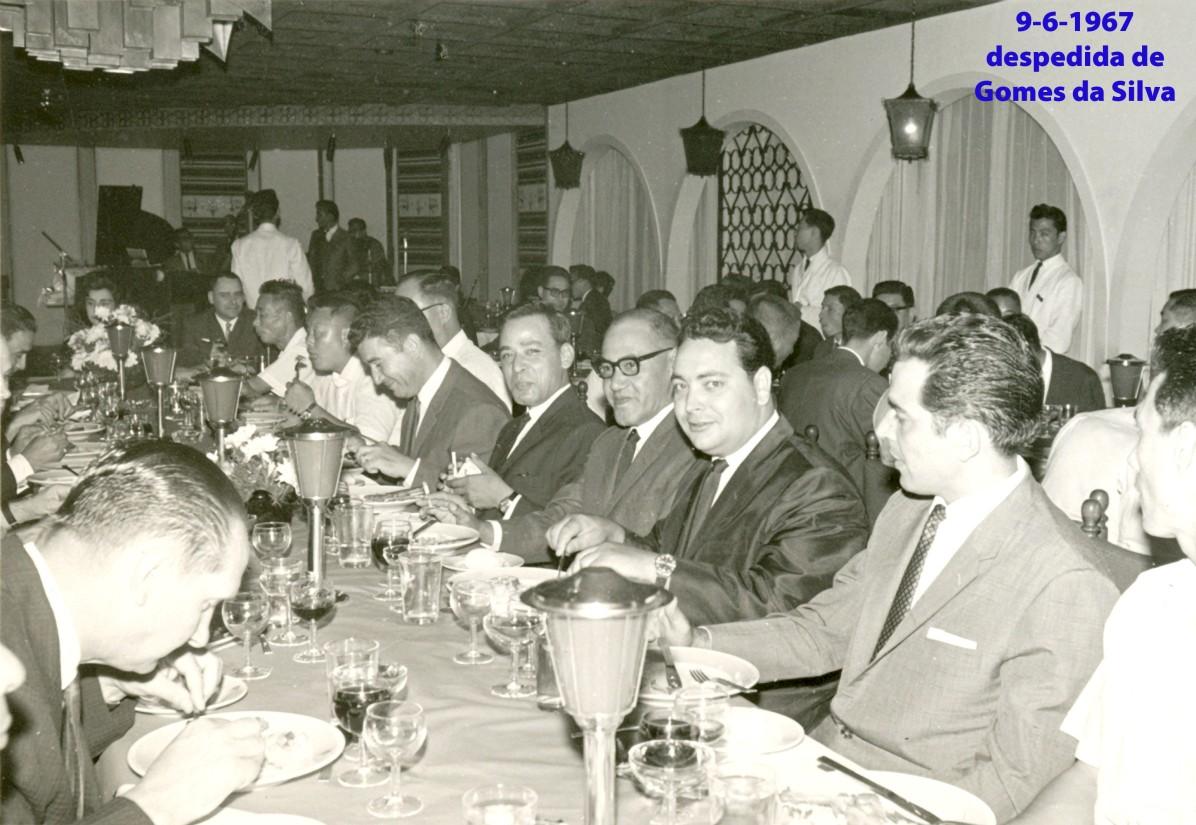 079 67-06-09 jantar de despedida de Gomes da Silva