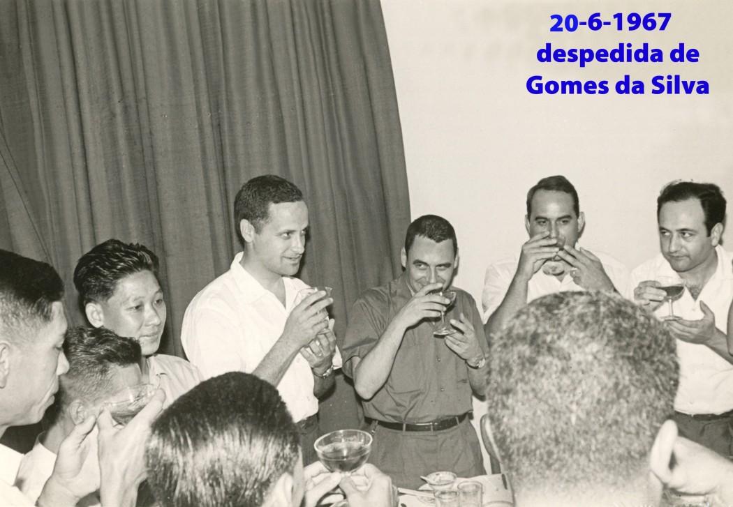 088 67-06-20 despedida de Gomes da Silva