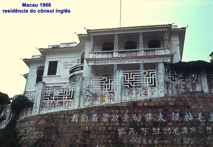 092 68 residência do consul inglês com propaganda anti Britânica