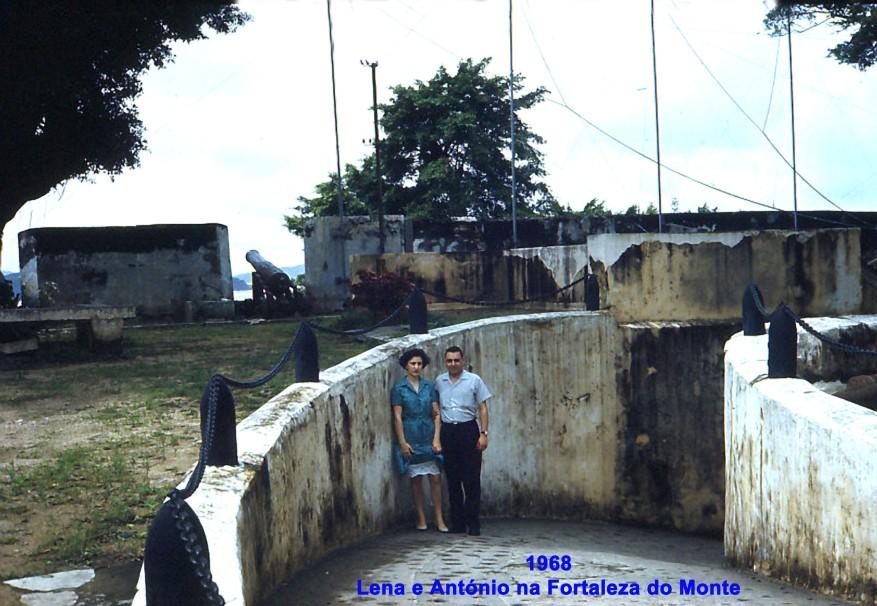 117 68 Lena e António na Fortaleza do Monte