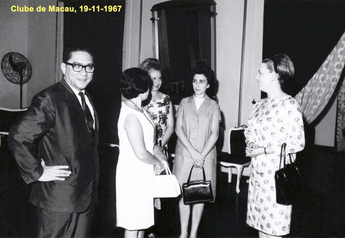 122 67-11-19 Clube de Macau-Dr. Senna Fernandes-Julieta N. Carvalho-Madalena N