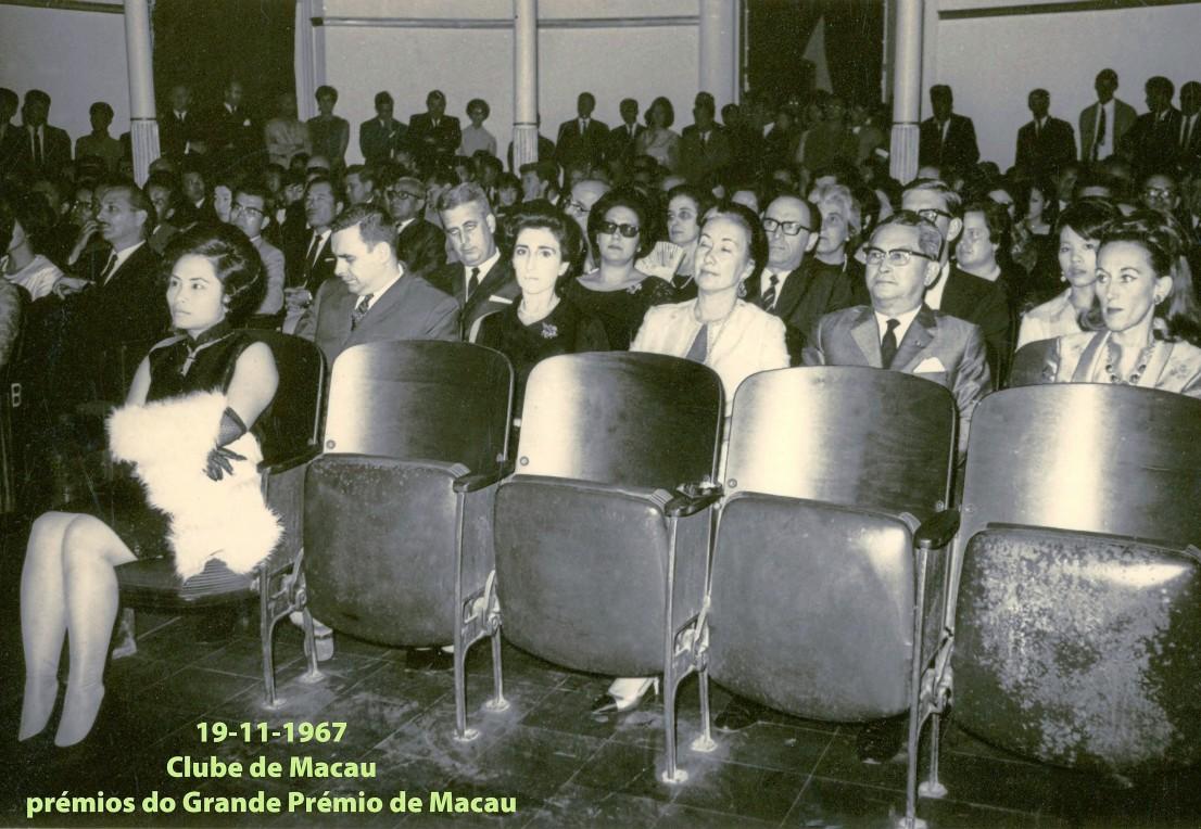 129 67-11-19 Clube de Macau