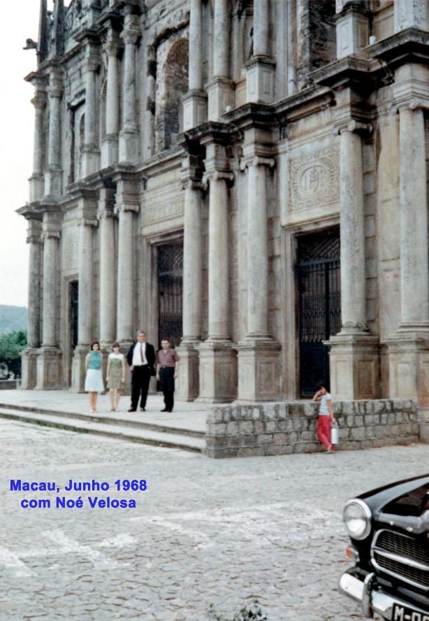 130 68-06 Noé nas ruínas de S. Paulo