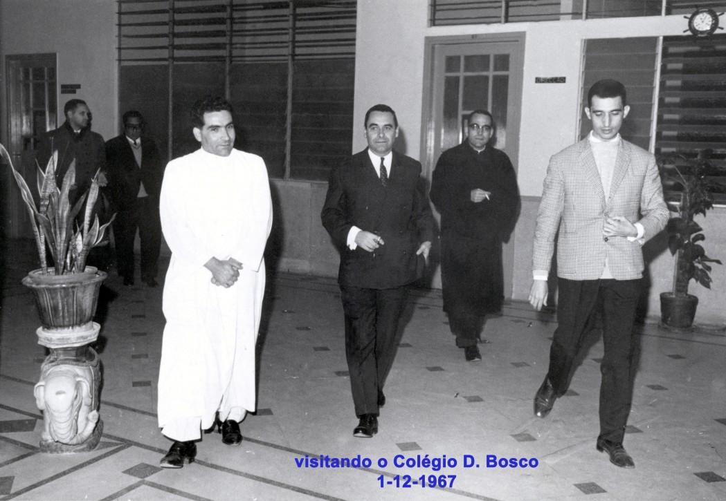 136 67-12-01 visitando o Colégio D. Bosco