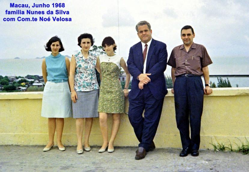 137 68-06 família Nunes da Silva com Comte Noé Velosa