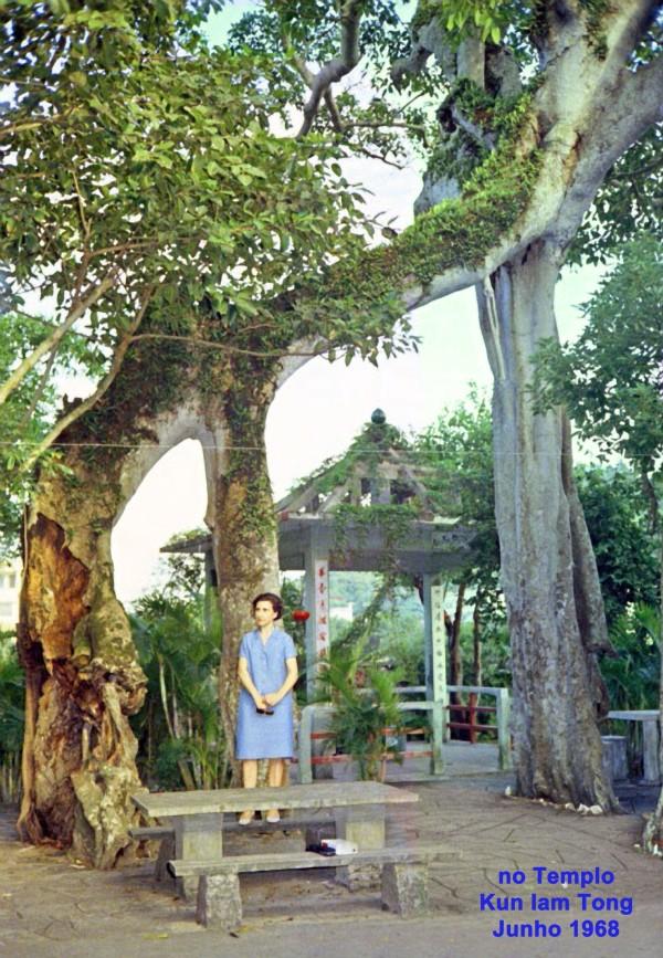 143 68-06 Madalena no Templo Kun Iam Tong