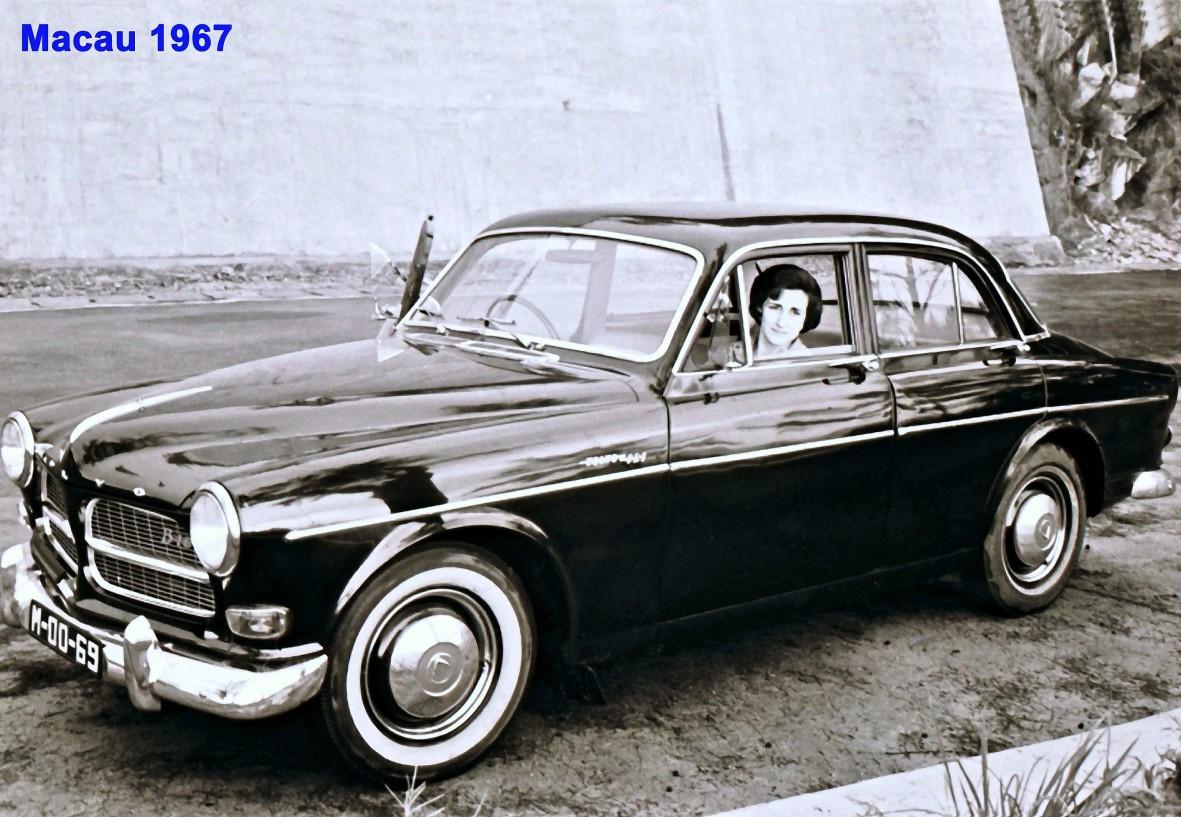 158 67 Madalena no Volvo