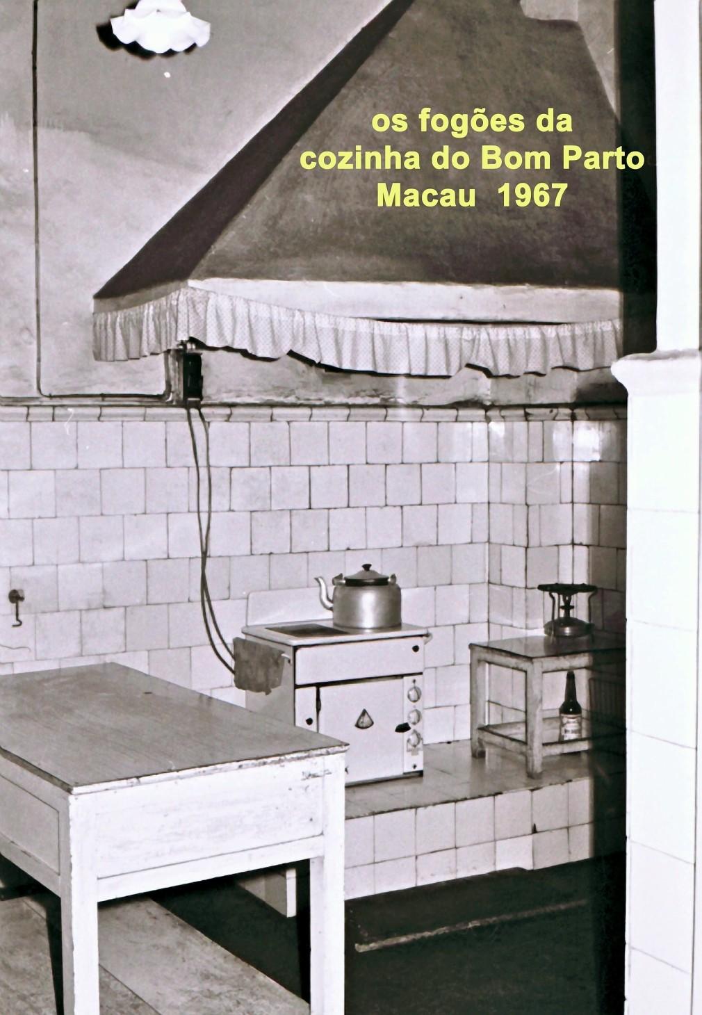 159 67 a cozinha da Fortaleza do Bom Parto