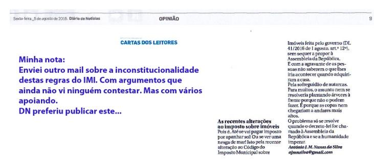 16-08-05 as alterações ao IMI, no DN papel