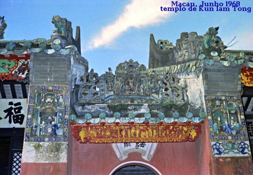 162 68-06 templo de Kun Iam Tong