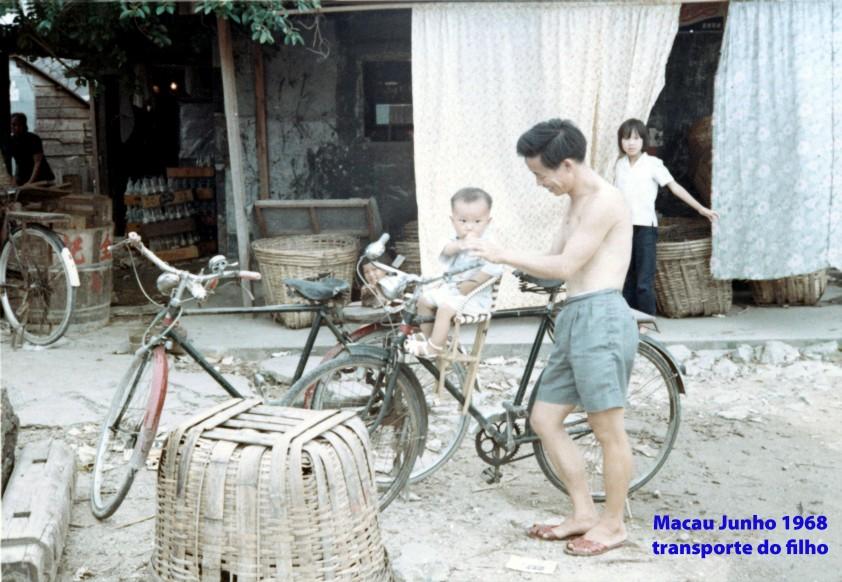 163 68-06 transporte de filho
