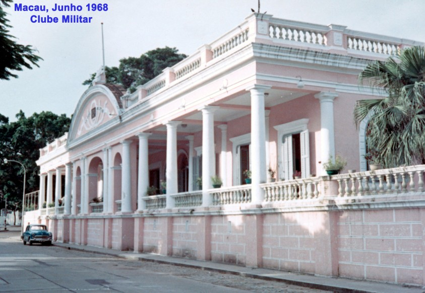 163a 68-06 Clube Militar