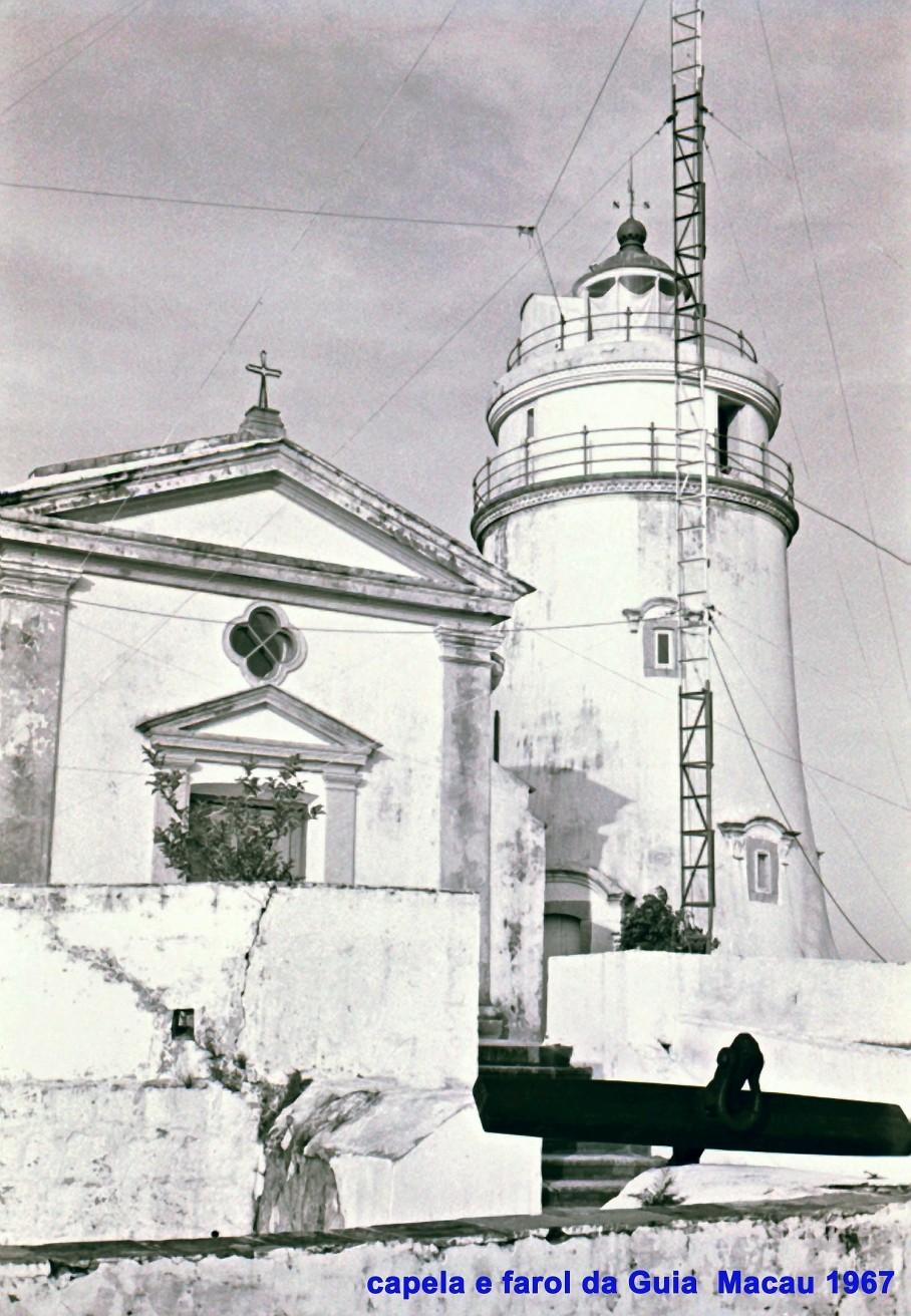 166 67 capela e farol da Guia