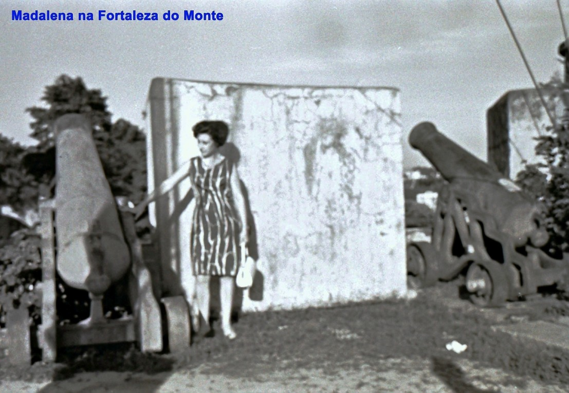 185 67 Madalena na Fortaleza do Monte