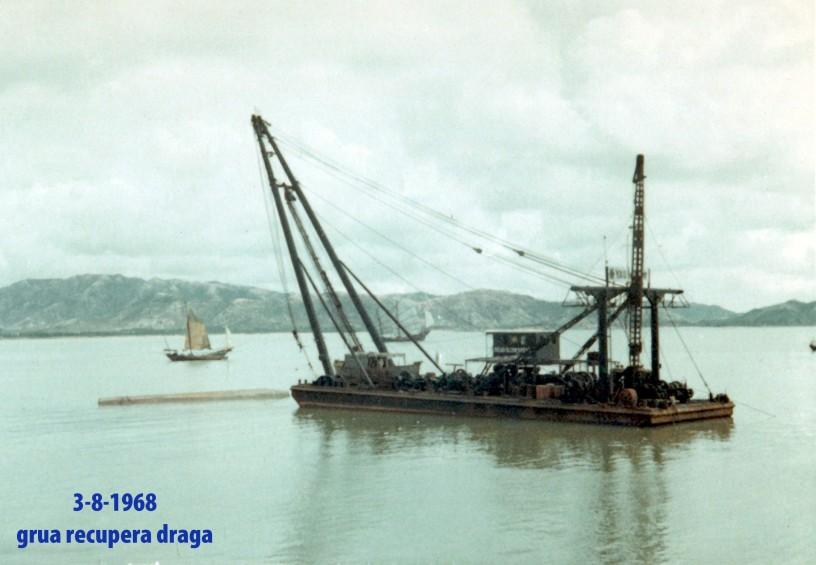 186 68-08-03 grua recupera draga