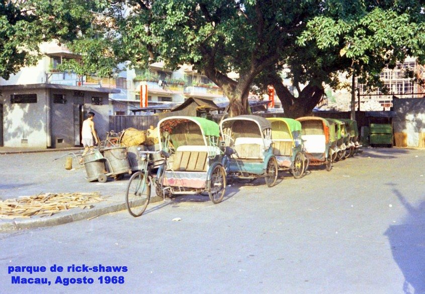 196 68-08 parque de rick-shaws