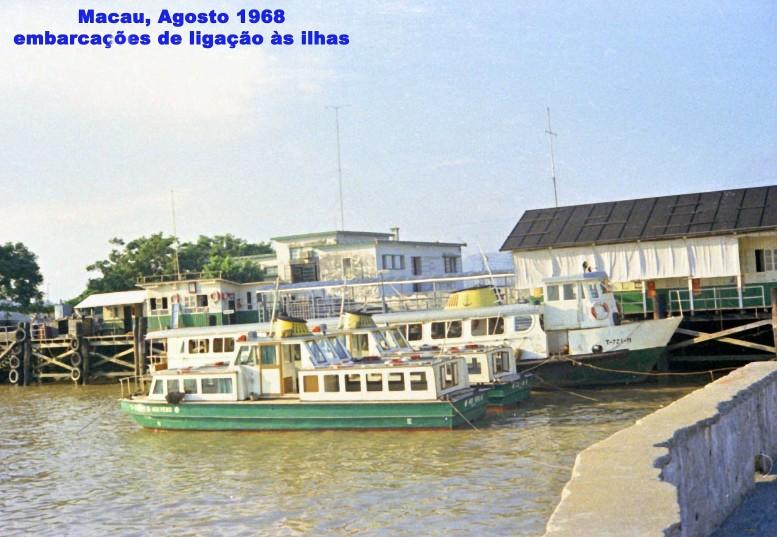 200 68-08 embarcações de ligação às ilhas