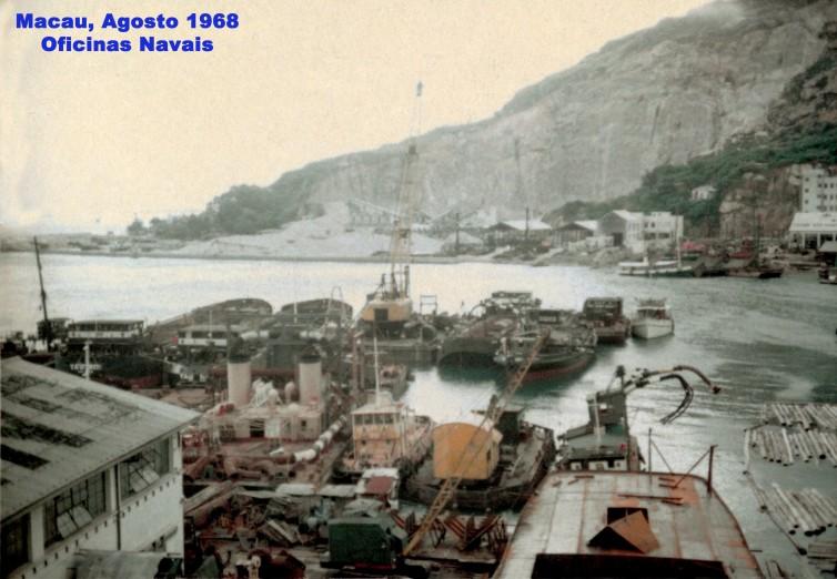 213 68-08 Oficinas Navais