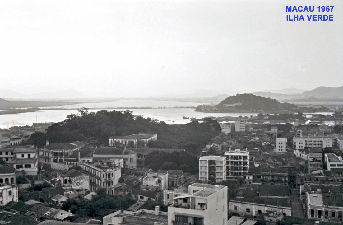 221 67 Ilha Verde vista da Fortaleza do Monte