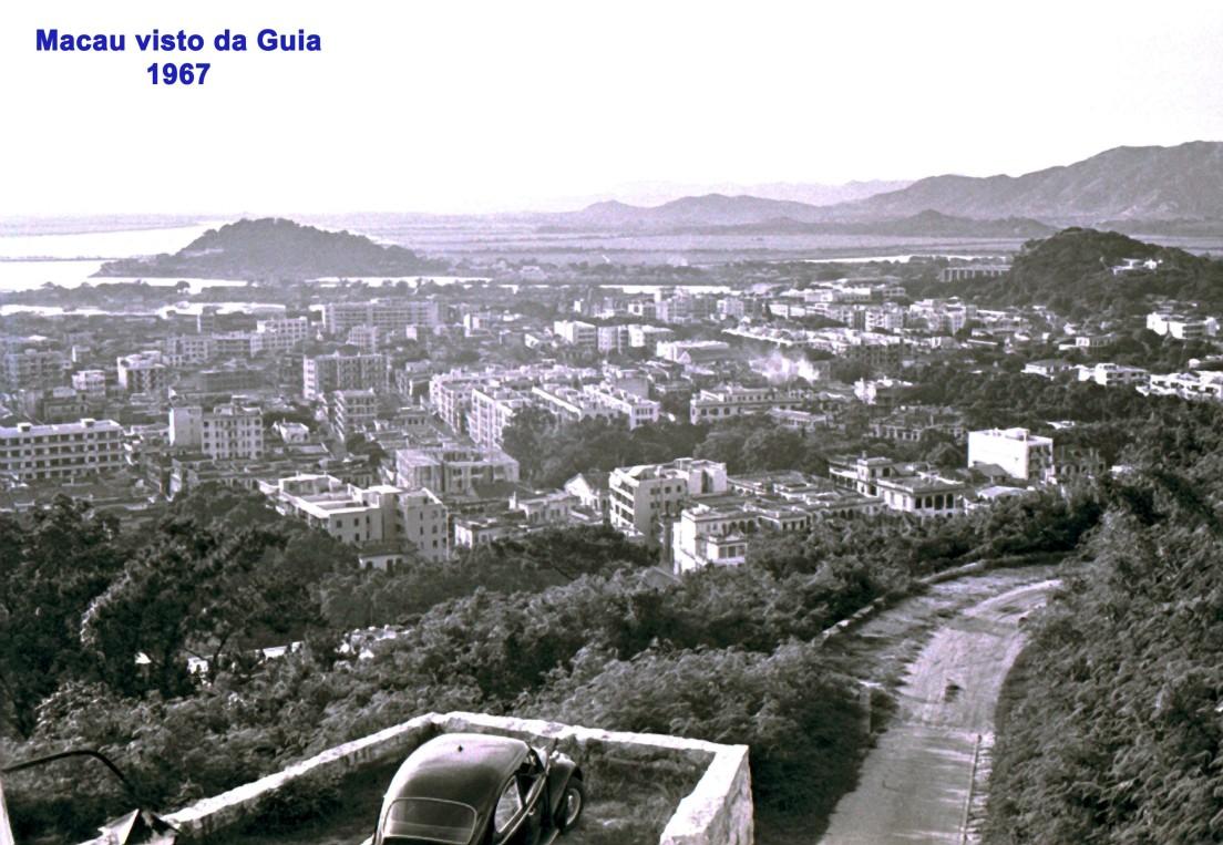 222 67 Macau visto da Guia-estrada de acesso